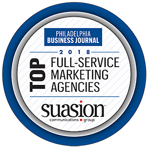 Philadelphia Business Journal's 2017 TOP Full-Service Marketing Agencies
