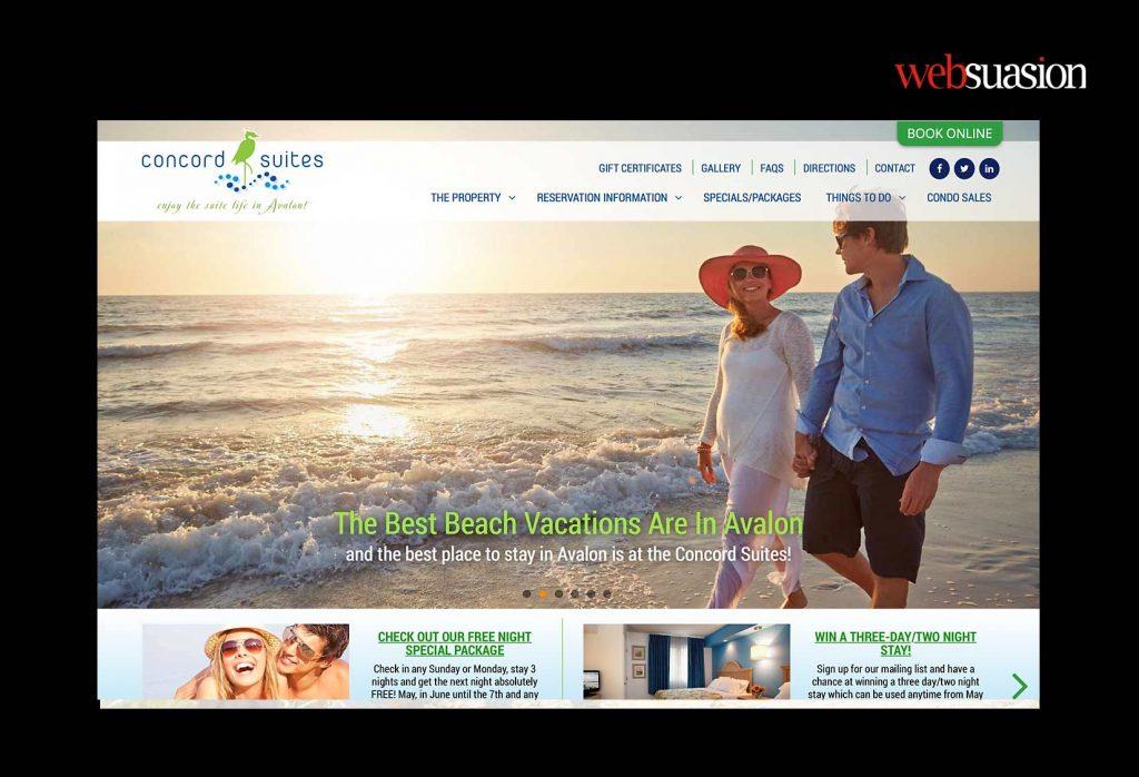concordsuites.com