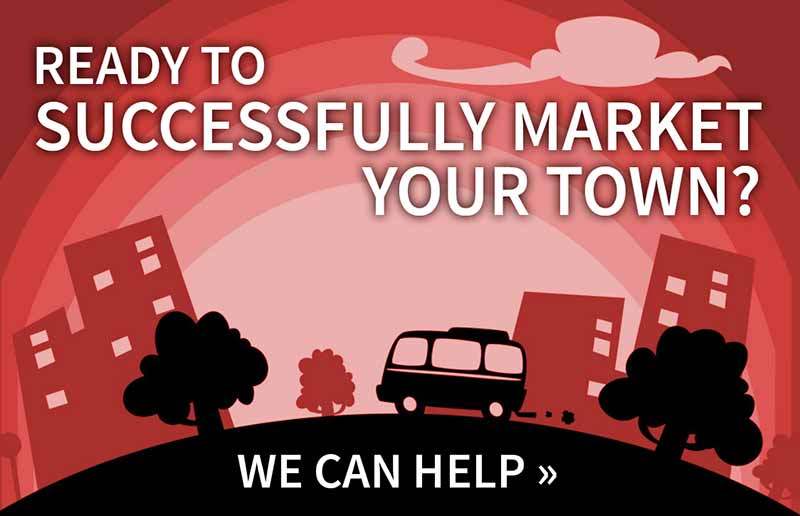 Photo: Successfully Market Your Town