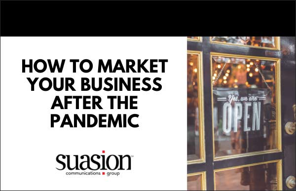 How to Market Your Business After the Pandemic