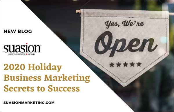 2020 Holiday Business Marketing Secrets to Success