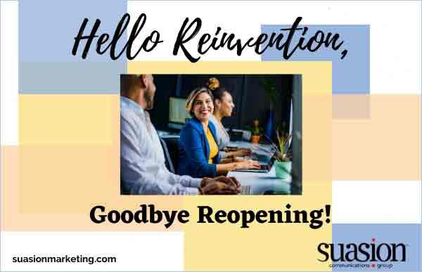 Hello reinvention